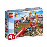 SPECTACOLUL DE CASCADORII AL DUCELUI KABOOM - LEGO (10767)
