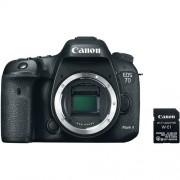 Canon EOS 7D MARK II + W-E1 adapter WiFi - Man. ITA - 2 Anni Di Garanzia In Italia