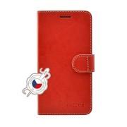 FIXED FIT tok Samsung Galaxy A70/A70s készülékhez, piros