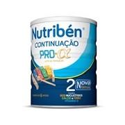 Continuação 2 pro-alfa leite de transição a partir dos 6 meses 400g - Nutriben