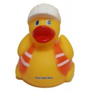 Rubber Ducks Family Safety N Construction Rubber Duck, Waddlers Brand Toy Bathtub Rubber Ducks That