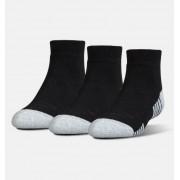 Kids' HeatGear® Tech Lo Cut Socks 3-Pack