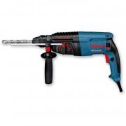 Ciocan rotopercutor Bosch GBH 2-26 DRE + Flex GWS 750-125