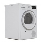 Siemens WT46G491GB Condenser Dryer - White