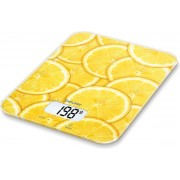 Beurer KS19 - Keukenweegschaal - 5kg - incl batterijen - Lemon