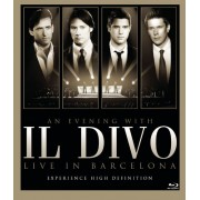 An Evening with Il Divo: Live in Barcelona [Blu-Ray] [Blu-Ray Disc]
