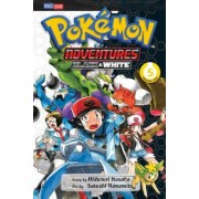 Pokemon Adventures: Black and White, Volume 5, Paperback