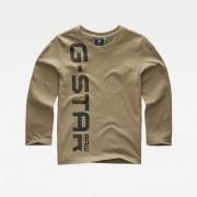 G-star RAW Garçons T-Shirt Vert