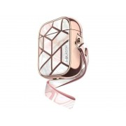 Etui ochronne Supcase Cosmo 360 do Apple AirPods 1/2 Marble Pink