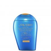 Shiseido expert sun aging protection lotion spf 50 wetforce latte 100 ML SPF 50 + 75 ML Emulsion After Sun