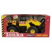 Tonka: Mighty Front Loader - Steel 21 Construction Vehicle