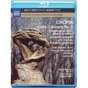 Video Delta Chopin,F. - Fryderyk Chopin - Piano concerto n. 2 - Blu-ray
