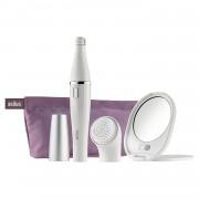 Епилатор за лице с четка за почистване Braun Silk-epil 830