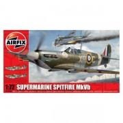 KIT AEROMODELE AIRFIX 02046A AVION SUPERMARINE SPITFIRE MKVB SCARA 1:72