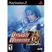 Dynasty Warriors 6 - PlayStation 2