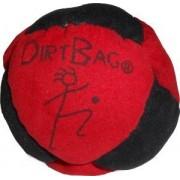 Dirtbag Classic Footbag - Red/Black