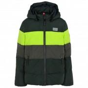 LEGO Wear - Kid's Jipe 705 Jacket - Veste hiver taille 116, noir/vert