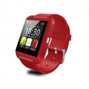 U8 Bluetooth okosóra, piros
