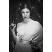 Star Wars Poster Princess Leia Stars 61 x 91