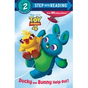 Ducky and Bunny Help Out! (Disney/Pixar Toy Story 4), Paperback/Random House Disney