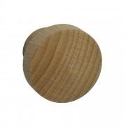 Knop Jasmijn hout beuken 30 mm