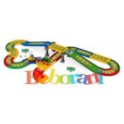 WADER детска играчка-ЖП релси