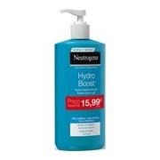 Hydro boost loção corporal hidratante em gel 400ml - Neutrogena