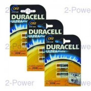 Duracell Ultra Power Lithium 2 Pack (x3)