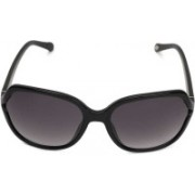 Fossil Rectangular Sunglasses(Grey)