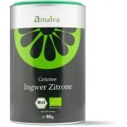 Amaiva Ingwer Zitrone - Bio Grüntee - 85 g