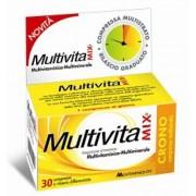 Multivitamix Crono Multivitaminico Multiminerale 30 Cps