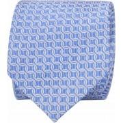 Suitable Progetto Krawatte Kreis Blau - Blau
