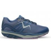 Leasha 17 W indigo blue