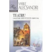 Teatru. Ed. 2016 - Vasile Alecsandri