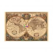 Puzzle Harta antica a lumii 5000 de piese Ravensburger