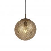 Paul Neuhaus Rural hanging lamp rust brown 30cm - Crete