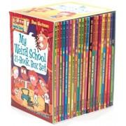 My Weird School 21-Book Boxed Set, Paperback/Dan Gutman
