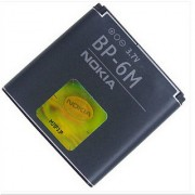 Nokia BP-6M BP6M BP 6M Mobile Phone Battery For Nokia N73 N77 N93 N93S 3250 6151 6233 6234 6280 6288 6290 1070 mAh 3.7V