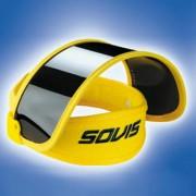 Sovis UV Protection sunvisor, gelb