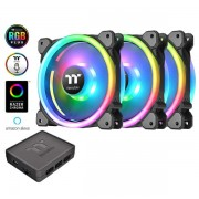 Thermaltake Riing Trio 14 LED RGB Radiator Fan TT Premium Edition (3-Fan Pack)