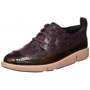 Clarks Women's Tri Nia Purple Sneakers - 5 UK/India (38 EU)