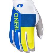 Oneal O´Neal Mayhem Split Luvas Azul Amarelo L