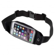 GadgetBay Sportband iPhone 6 6s et 7 8 - Course à pied - Sports - Ceinture cuisse - Noir