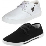 Super Combo-Multicolor Pack of 2 Casual Shoes