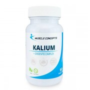 Muscle Concepts Kalium tabletten