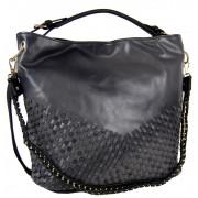 Unikátní kombinovaná kabelka Tapple 3091 černá