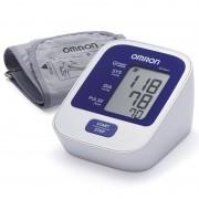Tensiómetro automático de brazo Omron M2 Basic: Funciona simplemente apretando un botón