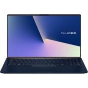 "Ultrabook Asus ZenBook UX533FD-A8011T (Procesor Intel® Core™ i7-8565U (8M Cache, up to 4.60 GHz), 15.6"" FHD, 8GB, 256GB SSD, nVidia GeForce GTX 1050 @2GB, Win10 Home, Albastru)"