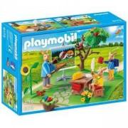 Комплект Плеймобил 6173 - Училище за великденски зайчета, Playmobil, 291267