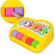 RIANZ All New Imported High Quality Xylophone + Musical Piano for Kids